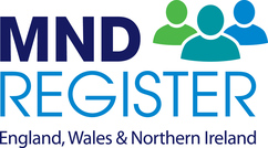 UK MND Register logo